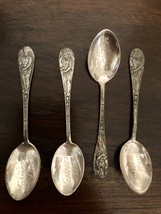 Indian Sterling Silver Spoons - $35.00