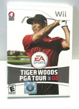 Tiger Woods PGA Tour 08 (Nintendo Wii, 2007) - $7.83