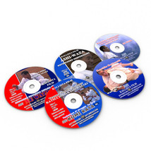 Judo. Collection 5 DVD. K. Kashiwazaki 288 min (Disc only). - $13.98