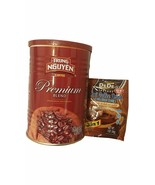 Trung Nguyen Premium Blend Coffee, 15 oz (425g) Can, with 2 Free DeDe Th... - $44.55