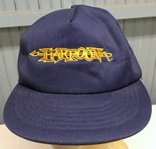 VTG Harpoon Full Foam Snapback Baseball Style Hat Made in USA - $16.04