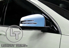 Mercedes CLS W218 CLS350 CLS550 Chrome Mirror Covers by Luxury Trims 201... - $108.89