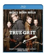 True Grit (Two-Disc Blu-ray/DVD Combo) (2010) - $2.95