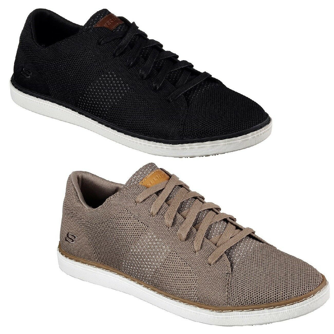 65088, SKECHERS, Lanson Revero, USA Men's Lace Up, Classic Fit, Casual Shoes