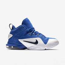 Nike Men Size 8.5 Zoom Penny VI Basketball Game Royal/Black-White Sneakers - $164.90
