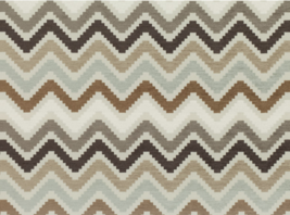 BTY Romo Marlow Doeskin Chevron Chenille Upholsery Fabric 7626/06 NP - $38.00