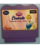 Vtech Disney's Cinderella's Magic Wishes Vsmile  Game Cartridge ONLY - $9.89