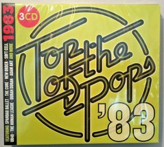 Top Of The Pops '83 Hits From The 80's Compilation CD Album 3 CD Set - $10.49