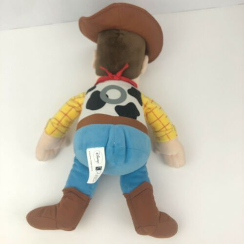 "Disney Toy Story WOODY 14"" Plush Toy Doll KOHLS Cares for Kids"