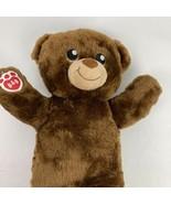 """Build A Bear Lil Walnut Cub Brown Teddy Bear Stuffed Animal 15"""" Plush - $14.85"""
