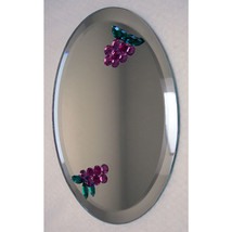Oval Mirror Decoration image 1