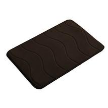Memory Foam Bath Mats Non-Slip Bathroom Rugs Water Absorbent Fast Dry So... - $11.58