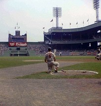 MLB Stan the Man Musial Polo Grounds On Deck Circle 8 X 10 Color Photo F... - $9.49