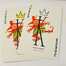 Western Airlines Kent St. Paul, Minn Deck of Playing Cards   (#42) image 7