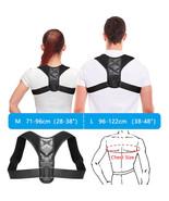 Medical Clavicle Posture Corrector Adult Children Back Support Belt Cors... - $14.66