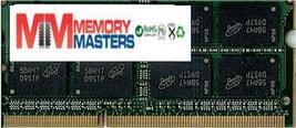 MemoryMasters 16GB Memory PC3-12800 DDR3-1600 CL11 16c 1GBx8 2Rx8 1.5V 204-pin S - $187.94
