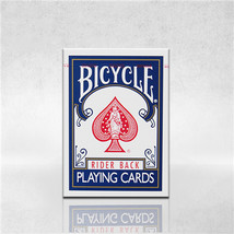 Original Bicycle Poker (Blue or Red) Bicycle Magic Regular Playing Card... - $23.58
