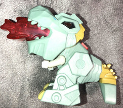 Kids Meal Hasbro Dragon Toy Red Eyes Green Fire  - $22.76