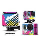 Skin Stickers for GoPro Hero 3+ Camera & Case Decal HERO3+ Go Pro FLASHBACK - $9.85