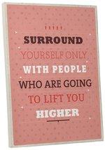"Pingo World 0107Q9X732S ""Lift You Higher"" Inspirational Motivational Happiness Q - $43.51"