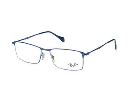 Authentic Ray Ban Eyeglasses RB6290 2787 Blue Frames 52MM Rx-ABLE - $56.12