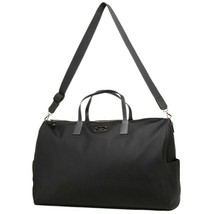Kate Spade New York  Filipa Blake Avenue Nylon Gym /  Duffel  Bag In Bla... - $289.00