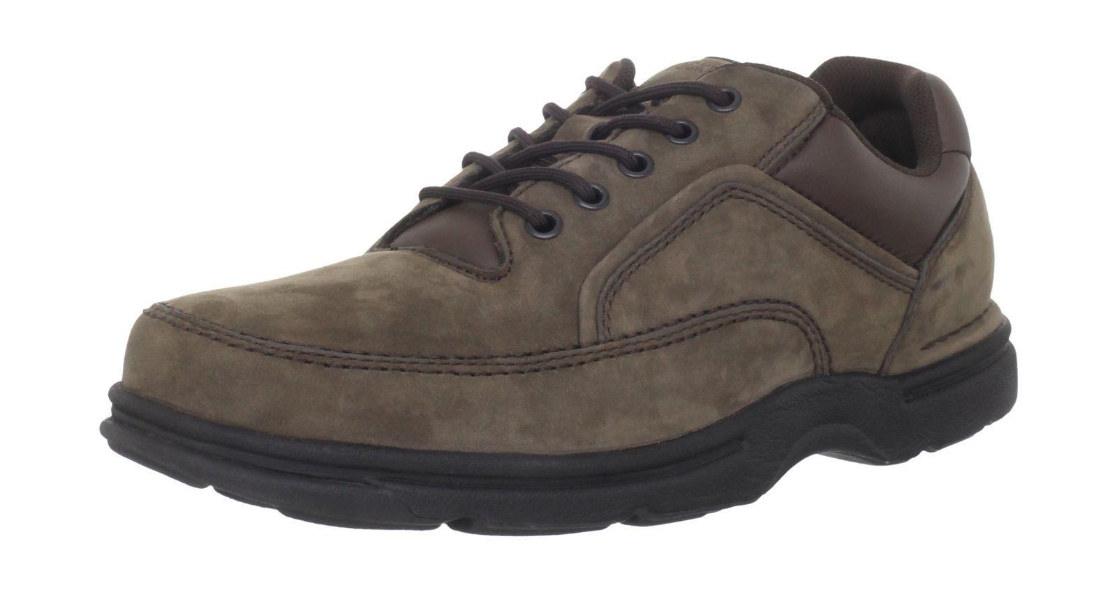 Mens Eureka Sneaker, Brown, 7 M US Rockport