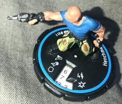 Heroscapes Super Hero Marvel Figure Game Piece Cake Topper Henchman 12 - $14.85