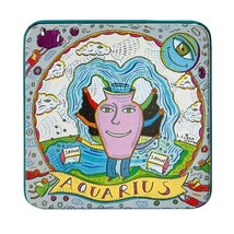 Pre de Provence Zodiac Aquarius Soap in Tin 100g 3.5oz - $10.00