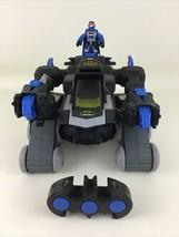 Imaginext Batbot Batman Robot Transforming Toy Remote Control Fisher Pri... - $98.95