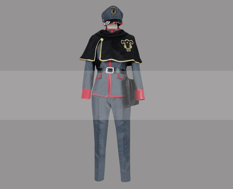 Black clover gordon agrippa cosplay costume buy