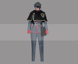 Black clover gordon agrippa cosplay costume buy thumb200