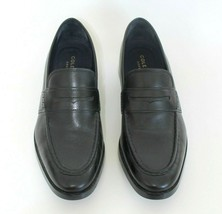 Cole Haan Grand OS Jefferson Noir Mocassins Chaussure à Enfiler 9.5 Remb... - $55.93