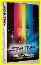 STAR TREK The Motion Picture A Novel by Gene Roddenberry Hardcover Book Club Ed. - $12.77