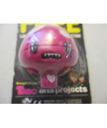 Tabo Arts presents Tabo Projects Limited Edition Mushroom D Character Fi... - $18.60