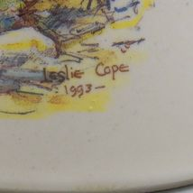 Zanesville Stoneware Zane Grey At Rainbow Bridge Leslie Cope Vase Pot Pottery image 4