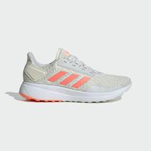Adidas Duramo 9 Damen Laufschuhe EG8671 Kreide Weiß Koralle Grau Turnsch... - $86.49+