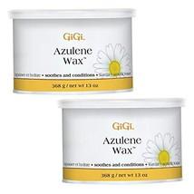 GiGi Azulene Wax 13 oz Pack of 2 image 1