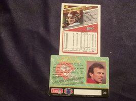 Joe Montana - QB Football Trading Cards AA-19FTC3010 Vintage image 4