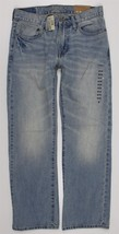 NWT American Eagle AEO Original Boot Blue Jeans MENS 29 x 30 Light Blue ... - $773,21 MXN