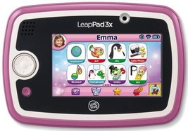 Leapfrog Leappad3X Learning Tablet, Pink (French)  - $105.44