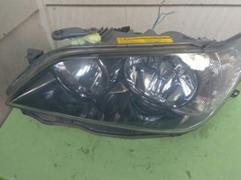 2001 2002 2003 2004 2005 LEXUS IS300 DRIVER LH BARE XENON HID HEADLIGHT ... - $197.95