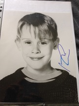 Macaulay Culkin Hand-Signed Autograph 8x10 With Lifetime Guarantee  - $350.00