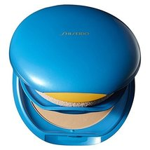 Shiseido Sun Protection Compact Foundation Light Beige NEW WITH CASE - $29.69