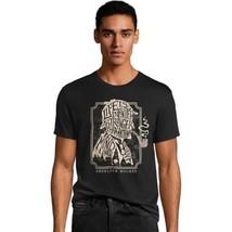 Hanes Men's Black Sherlock Holmes Graphic T-Shirt - S-3XL - $15.19