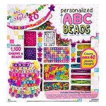 Just My Style ABC Beads by Horizon Group USA - $11.66