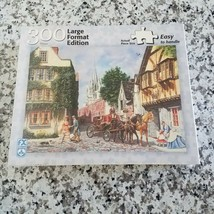 Carla D'aguanno F.X. Schmid Jigsaw Puzzle A Day for a Brougham Ride - Ne... - $14.99