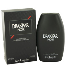 Guy Laroche Drakkar Noir 3.4 Oz Eau De Toilette Spray image 4