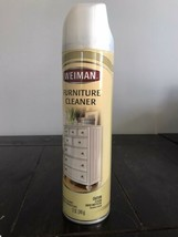 Weiman Furniture Cleaner 12 oz Rare Discontinued HTF - $23.35