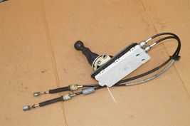 08-10 BMW Mini Cooper 6-Speed Manual Shift Shifter Assy W/ Cables Knob & Boot image 9